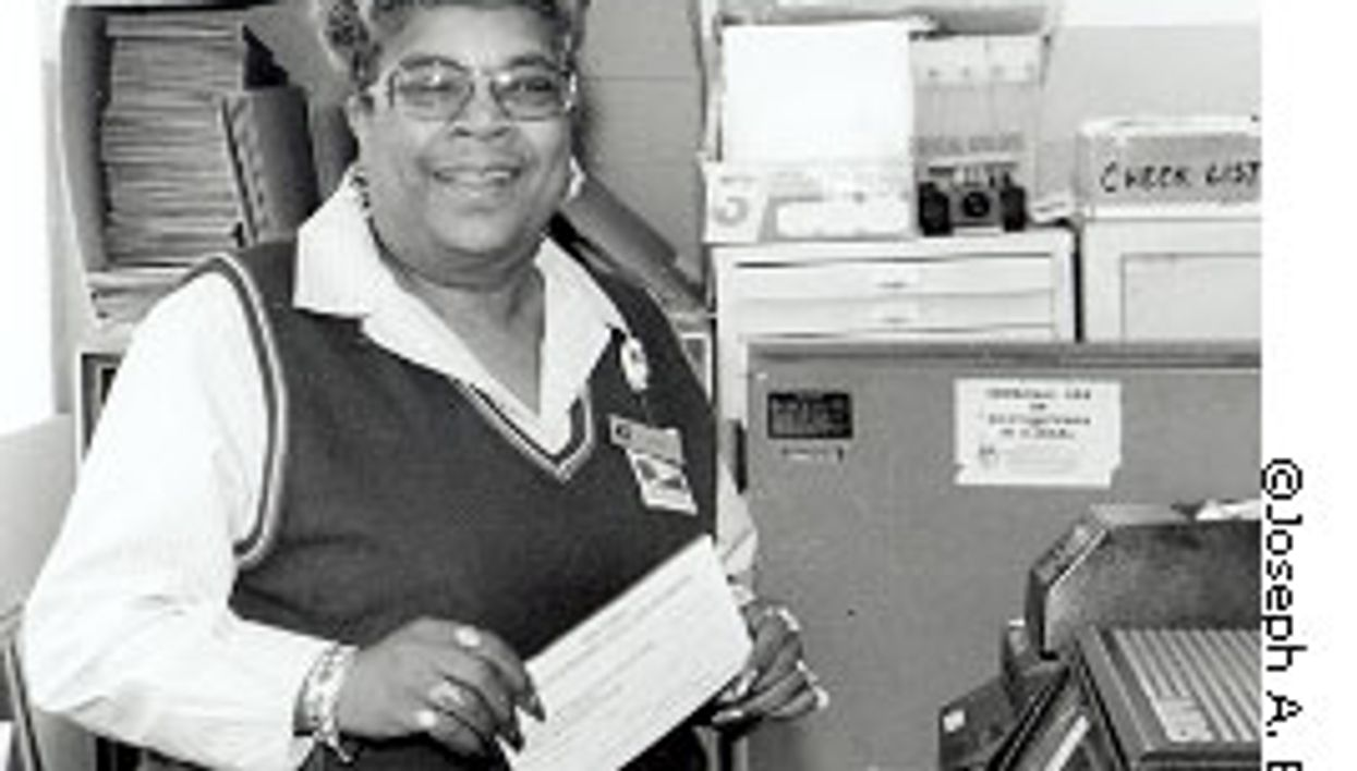 Postal Clerks: Sorting it Out