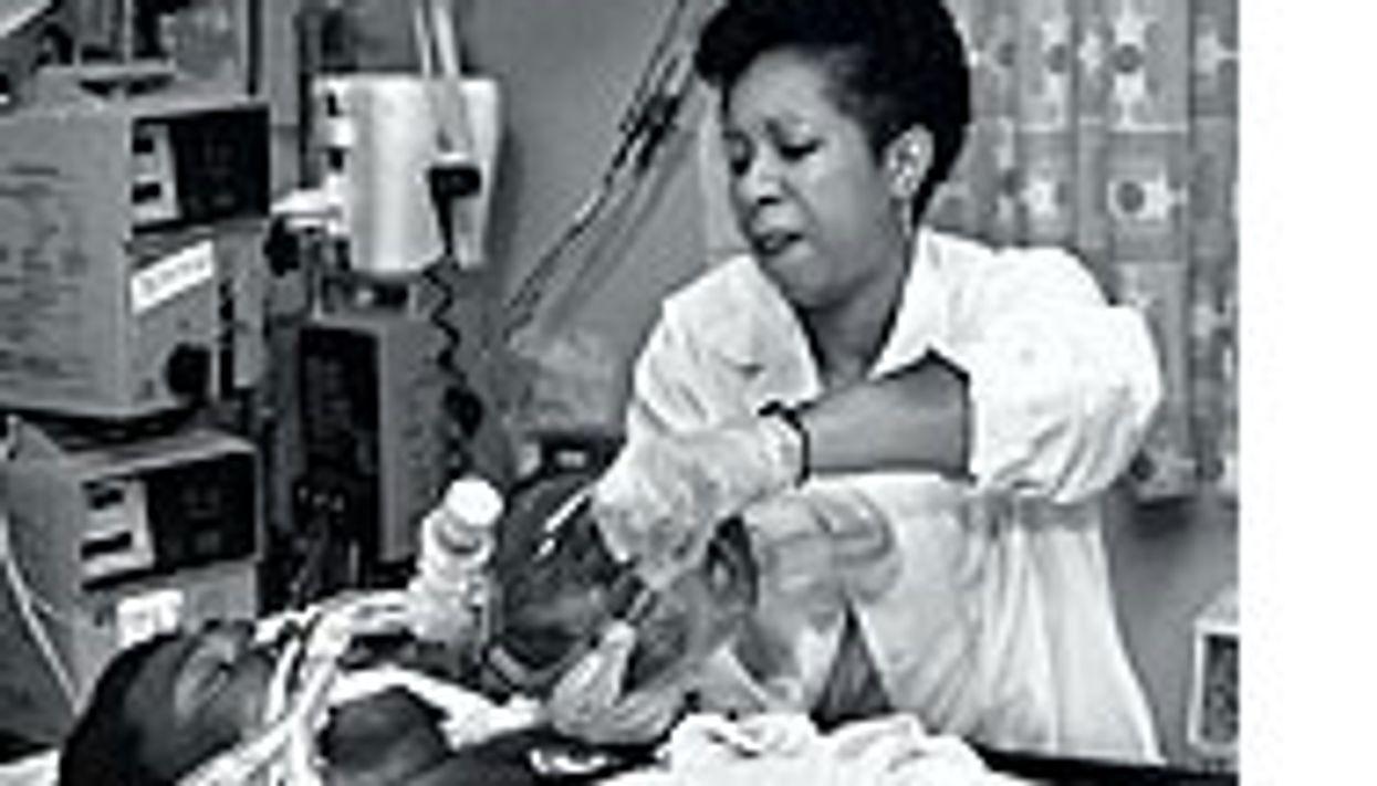 Nurses: Life Support