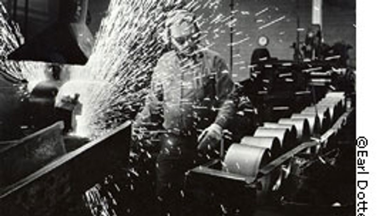 Welders: Carrying the Torch