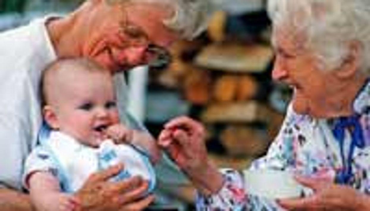 Intergenerational Childcare