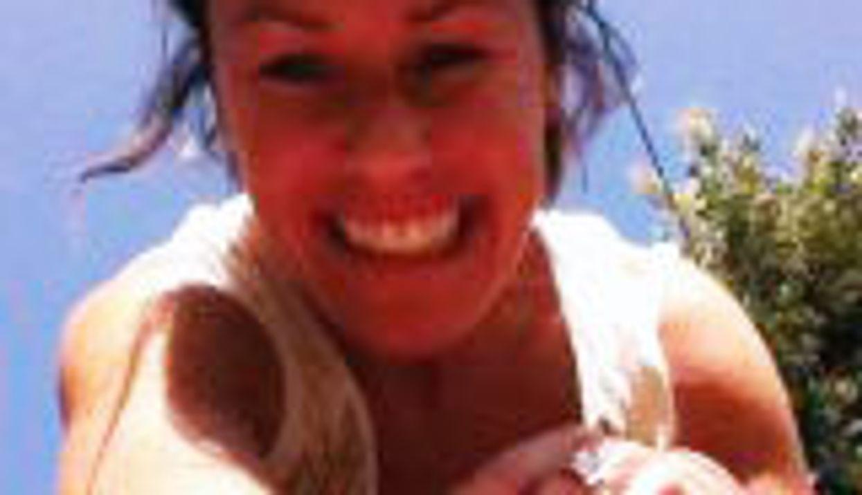 Lightning Survivor Describes Her Ordeal
