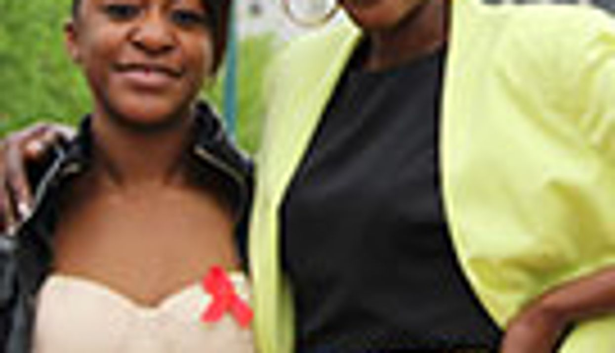 Mother-Daughter Team Preaches the Gospel of HIV Prevention