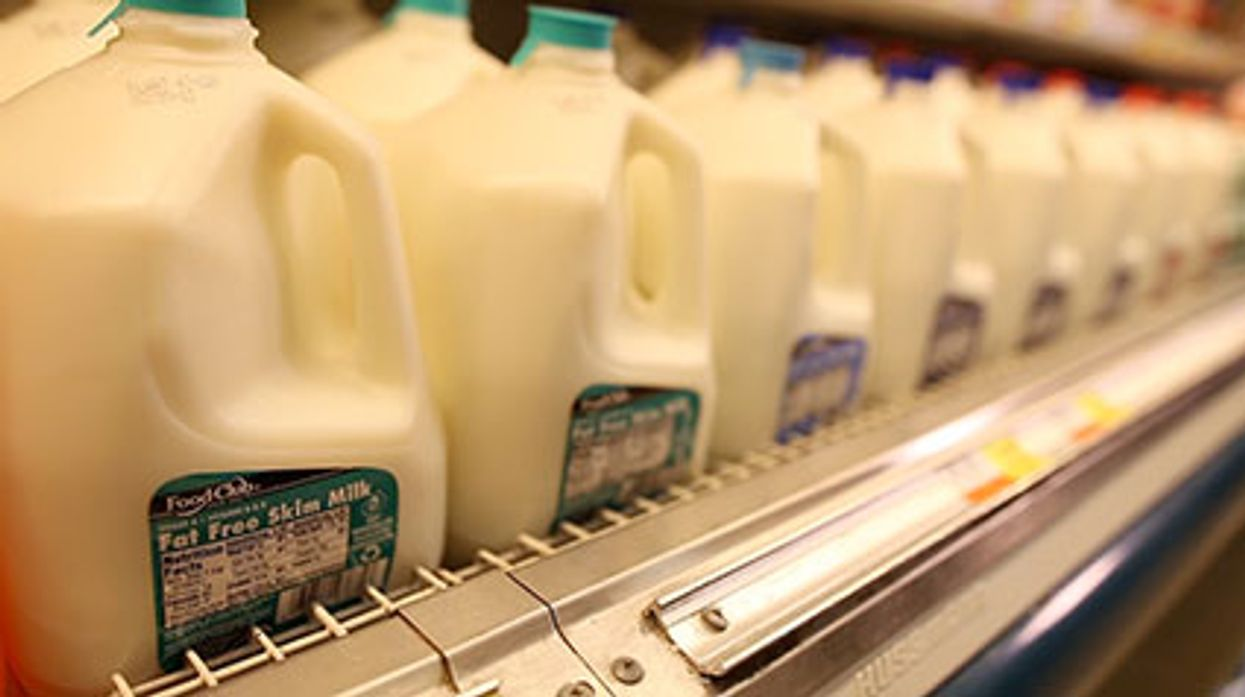 Make the Switch to No-Fat Dairy