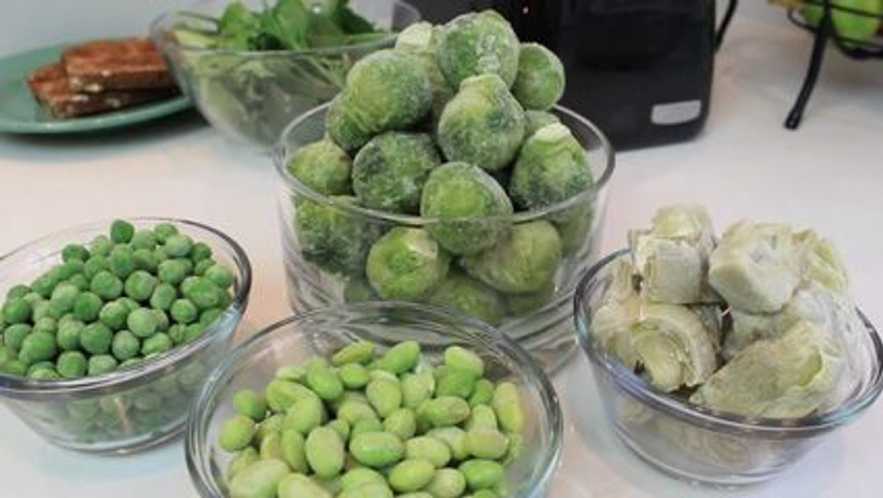 How To Cook With Frozen Vegetables