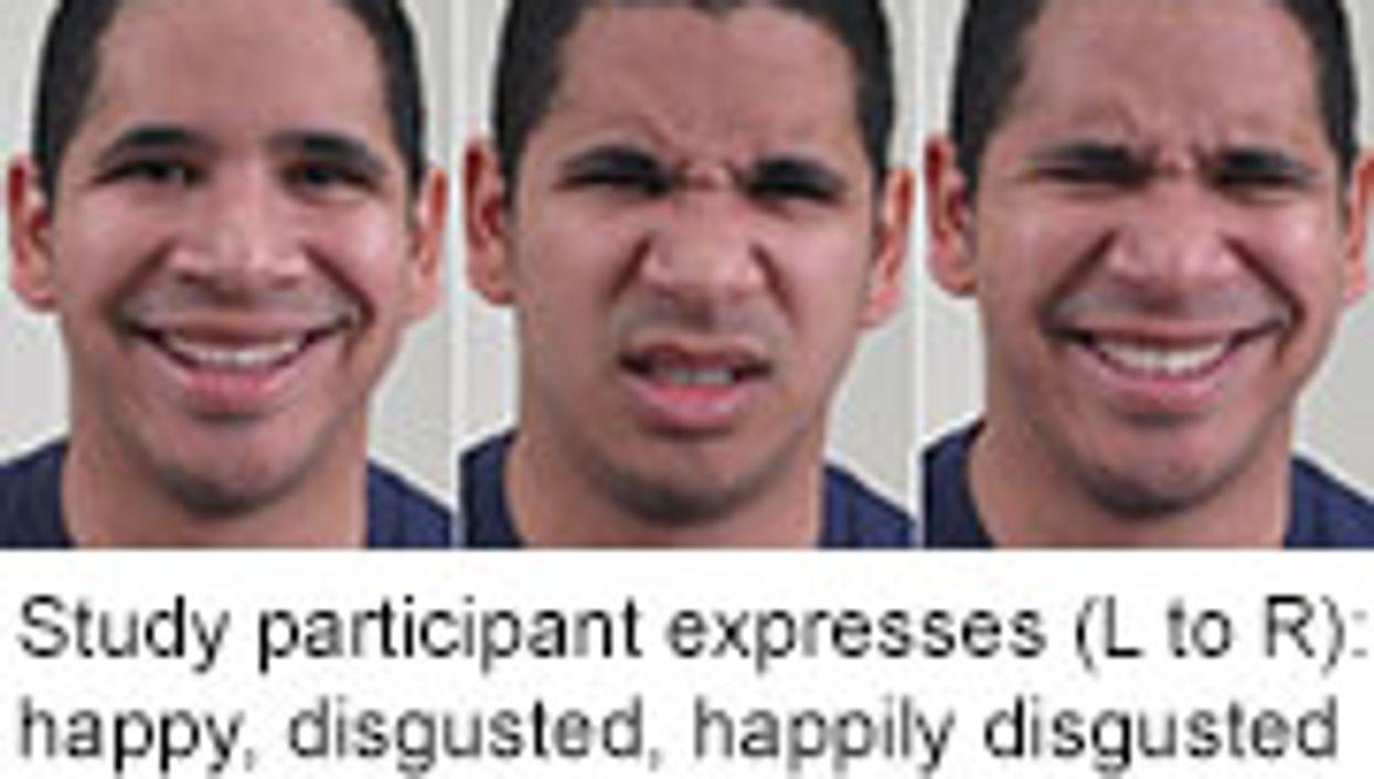 Computer Program Spots 21 Distinct Facial Expressions