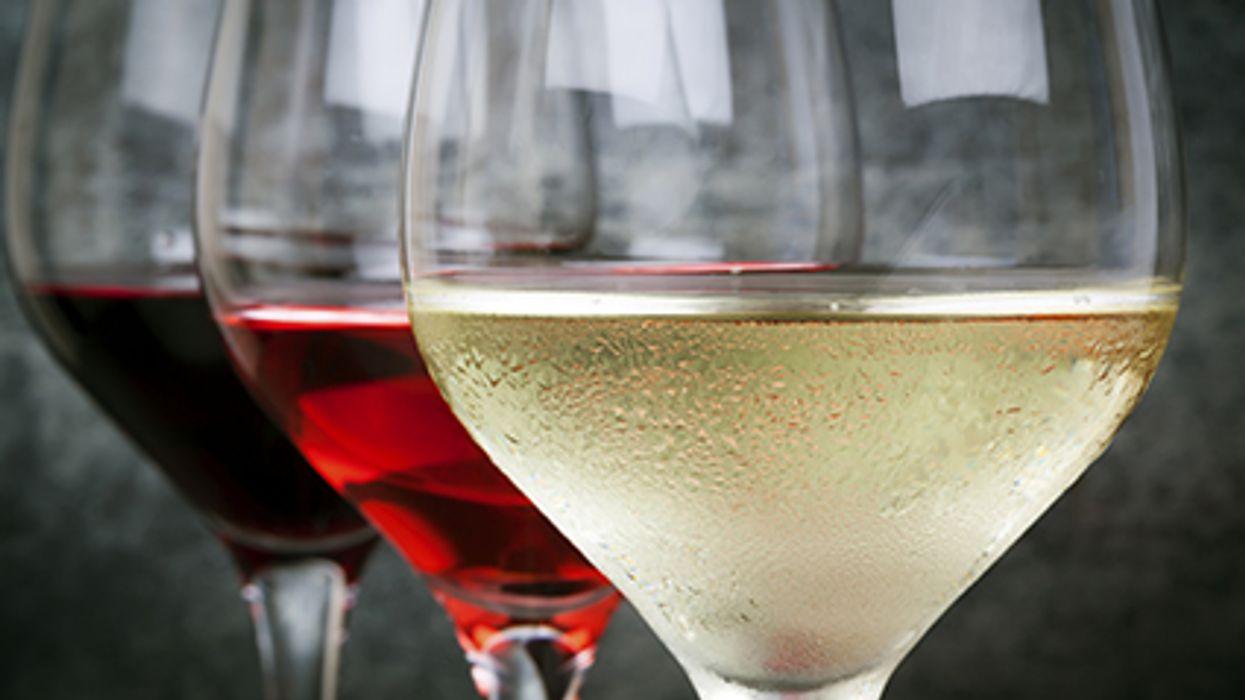 El vino y los rinones