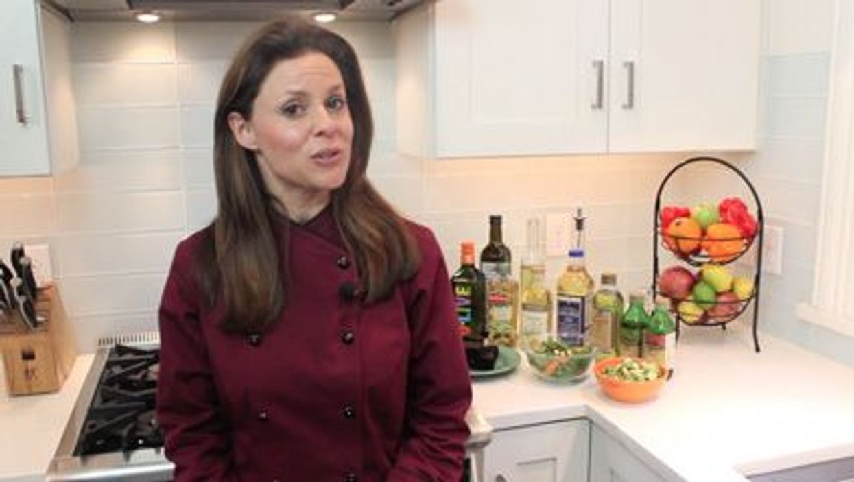 Choosing The Right Cooking Oils