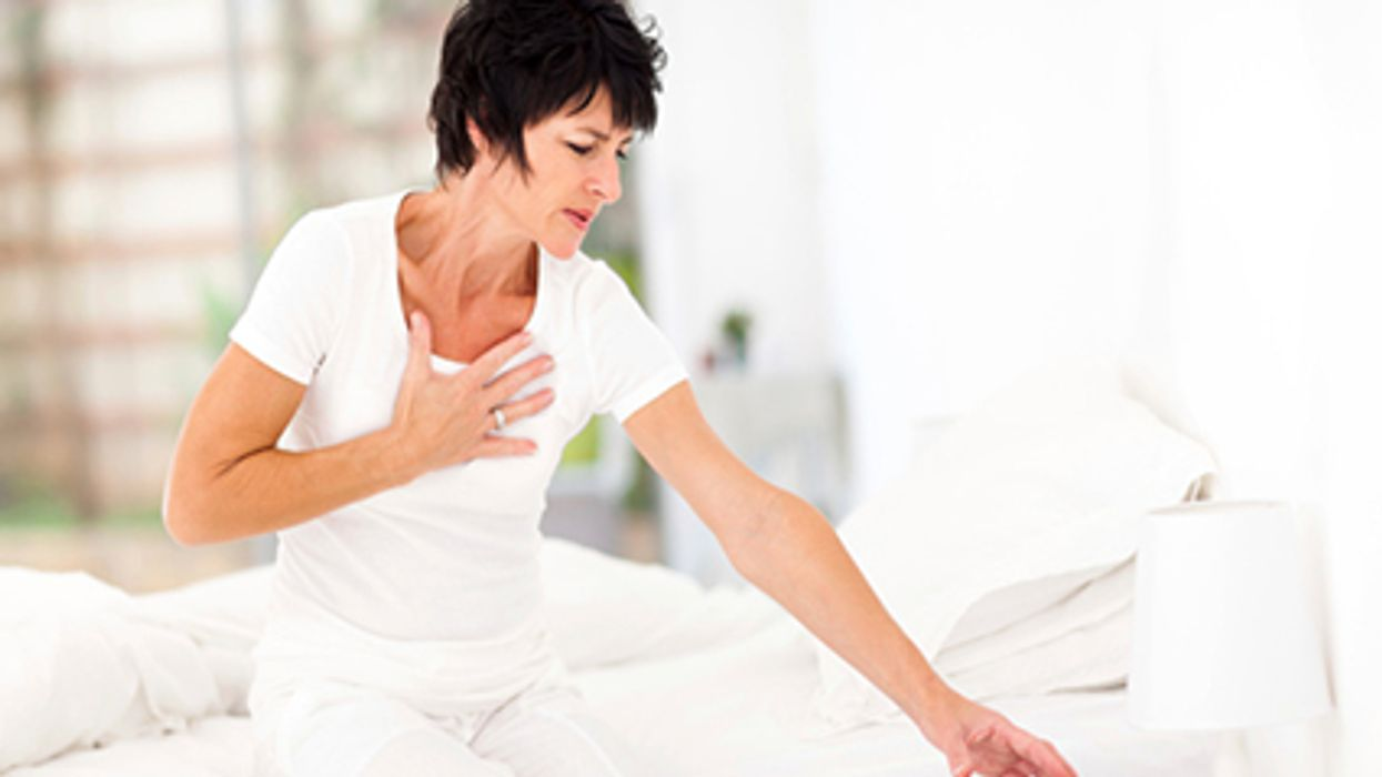 Las mujeres y los infartos