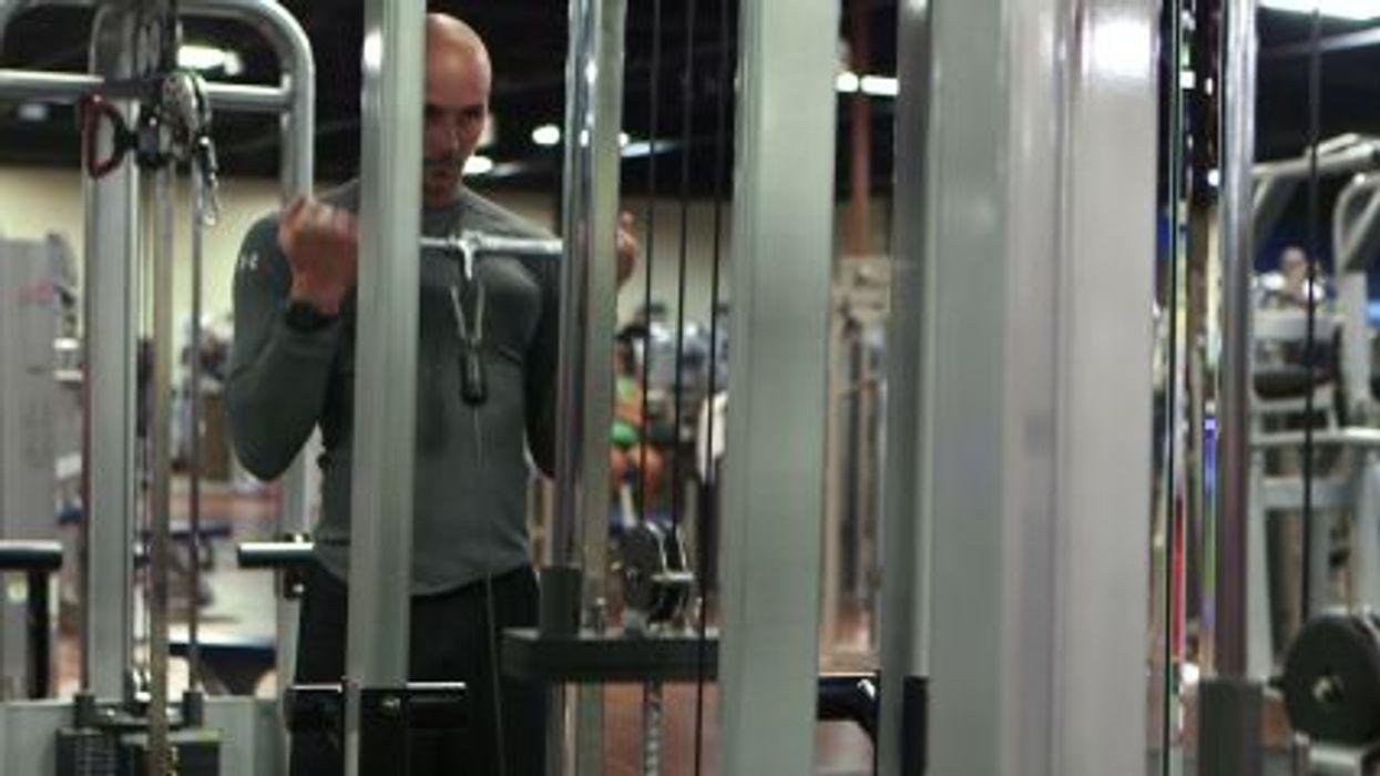 Strength Training for Biceps
