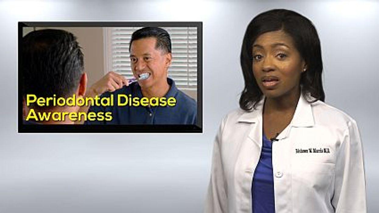 Are You Ignoring Periodontal Disease?