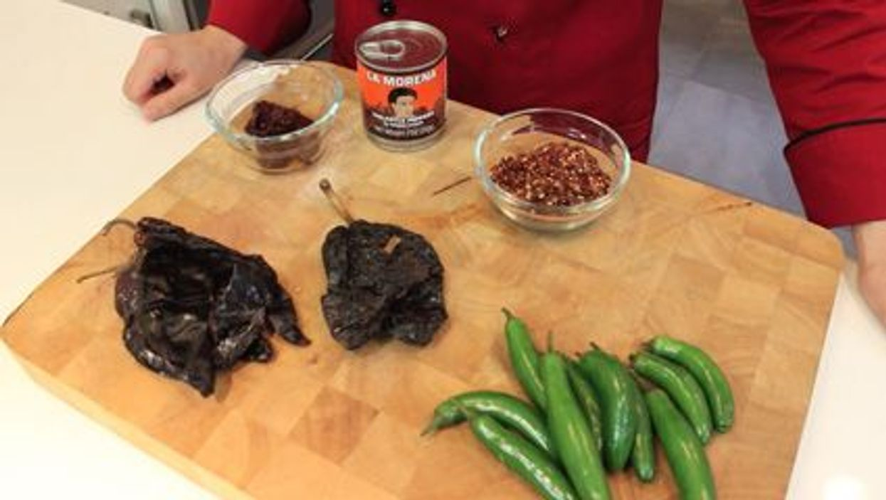 Heat Up Your Cooking With Chiles