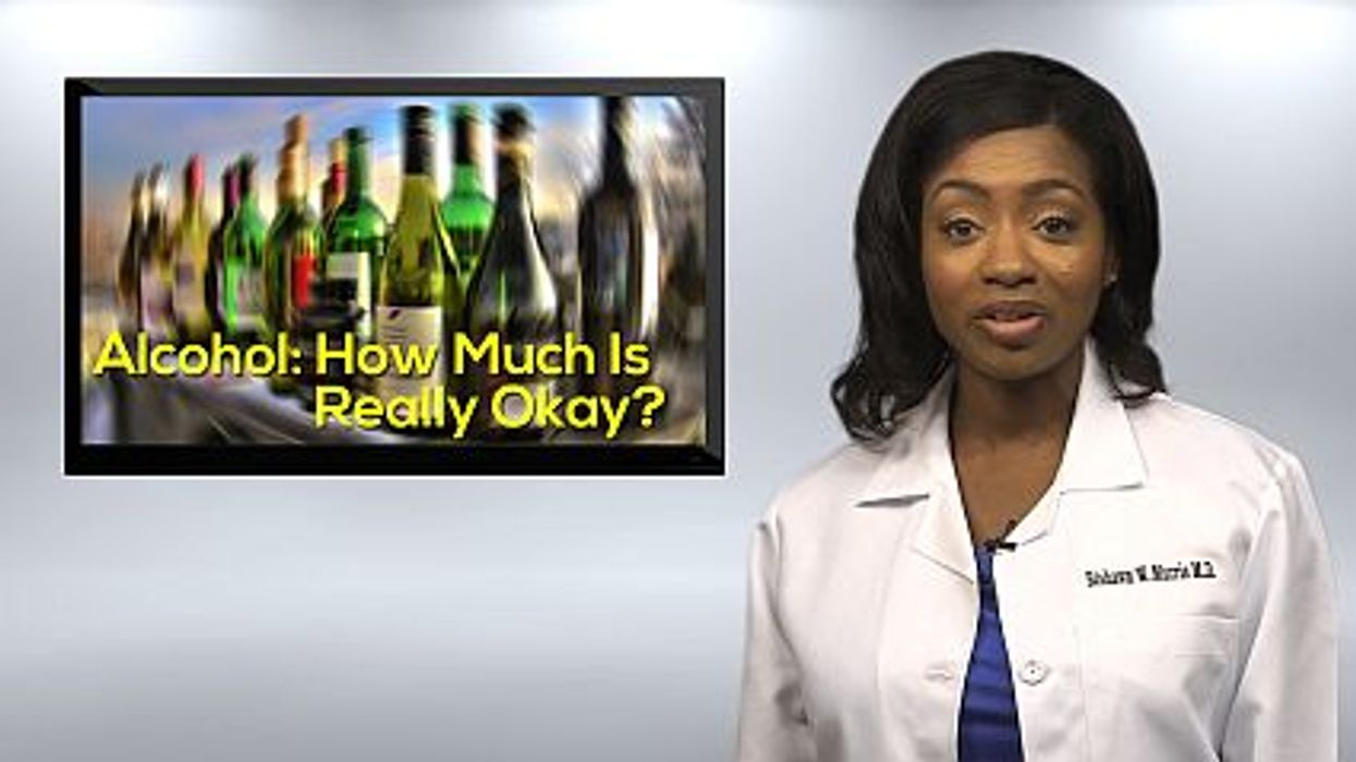 Alcohol: How Much Is Okay?