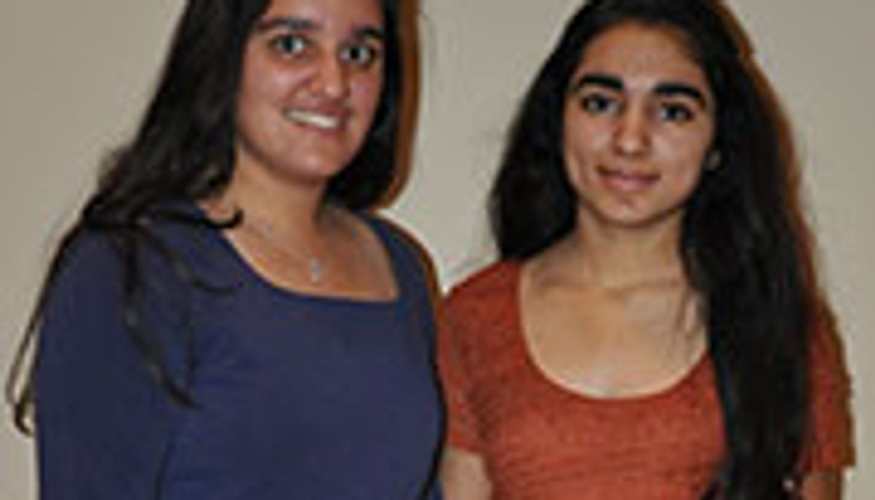Teen Sisters Develop Ways to Measure Lung, Heart Damage
