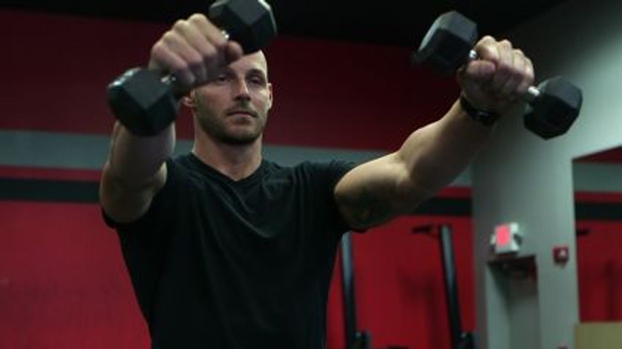 Strength Training for Shoulders