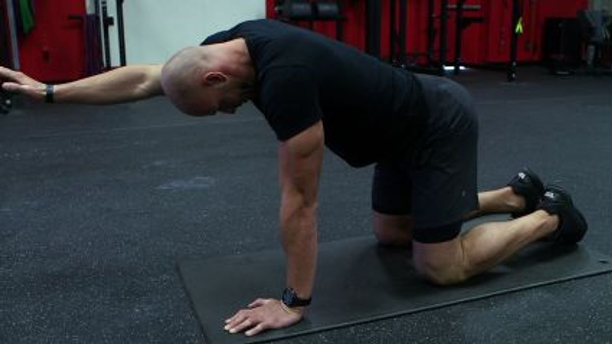 Strength Training for Your Back