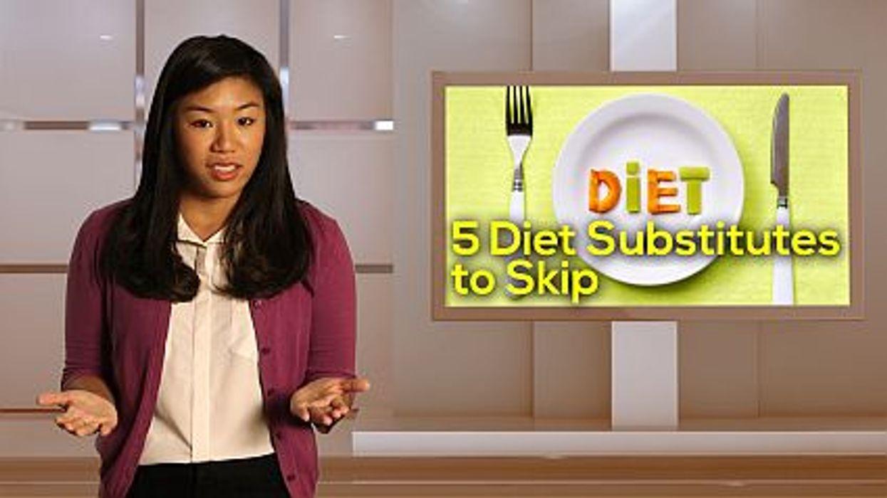 5 Diet Substitutes to Skip