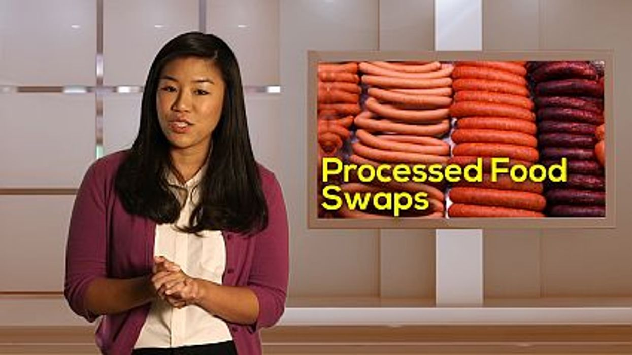 5 Healthy Swaps for Processed Foods