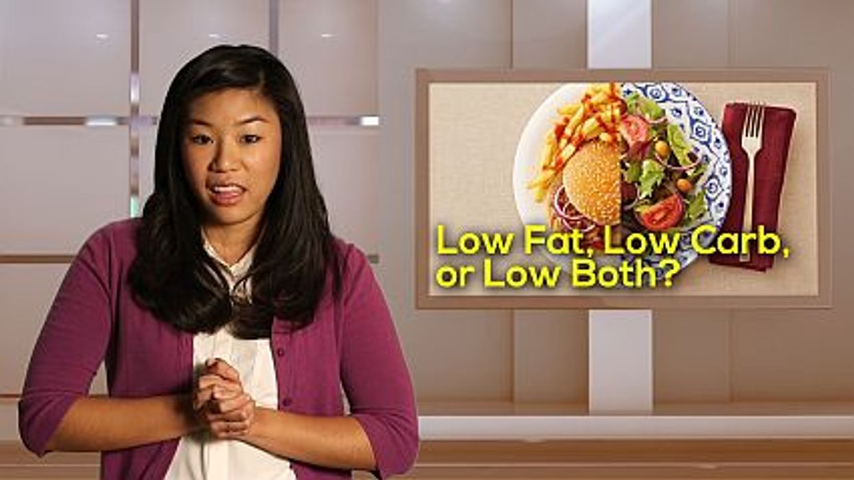 Choosing Between Low-Fat and Low-Carb Diets