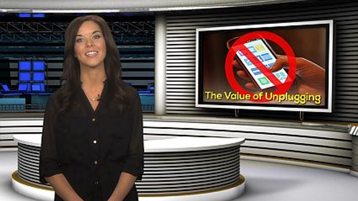 The Value of Unplugging