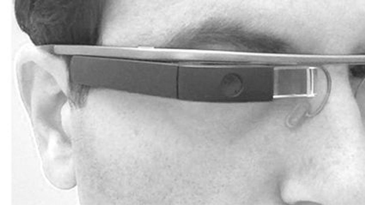 El Google Glass y la vision