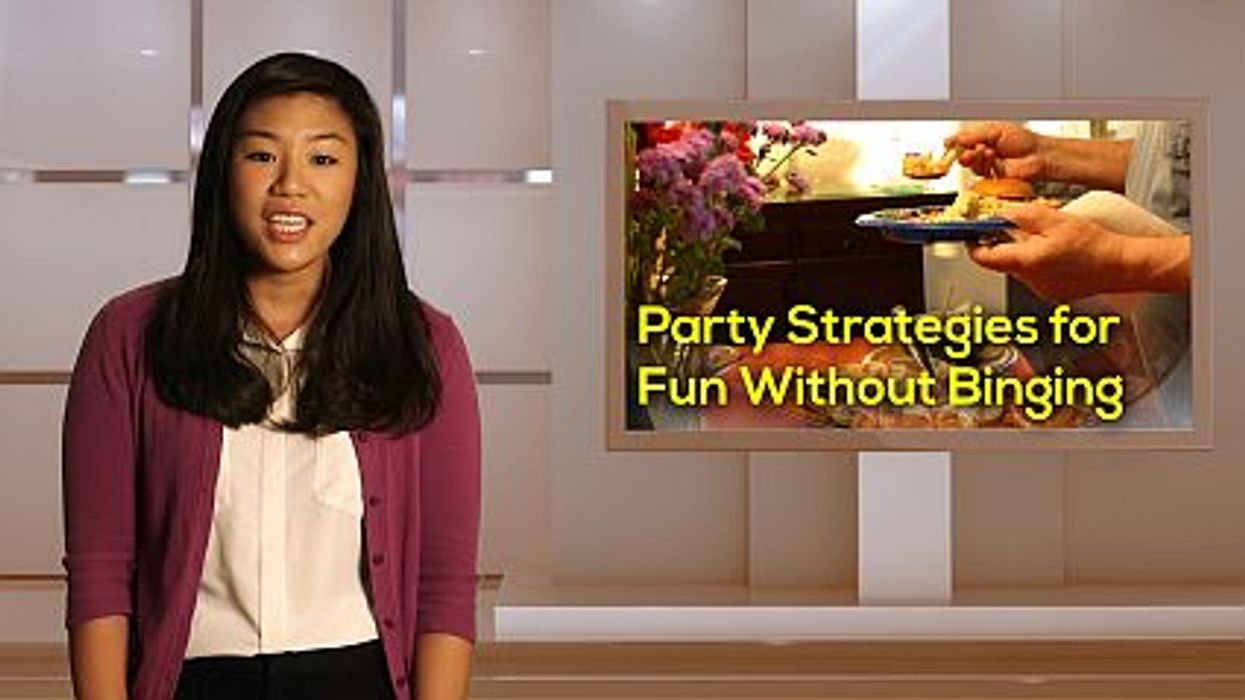 Party Strategies for Fun Without Binging