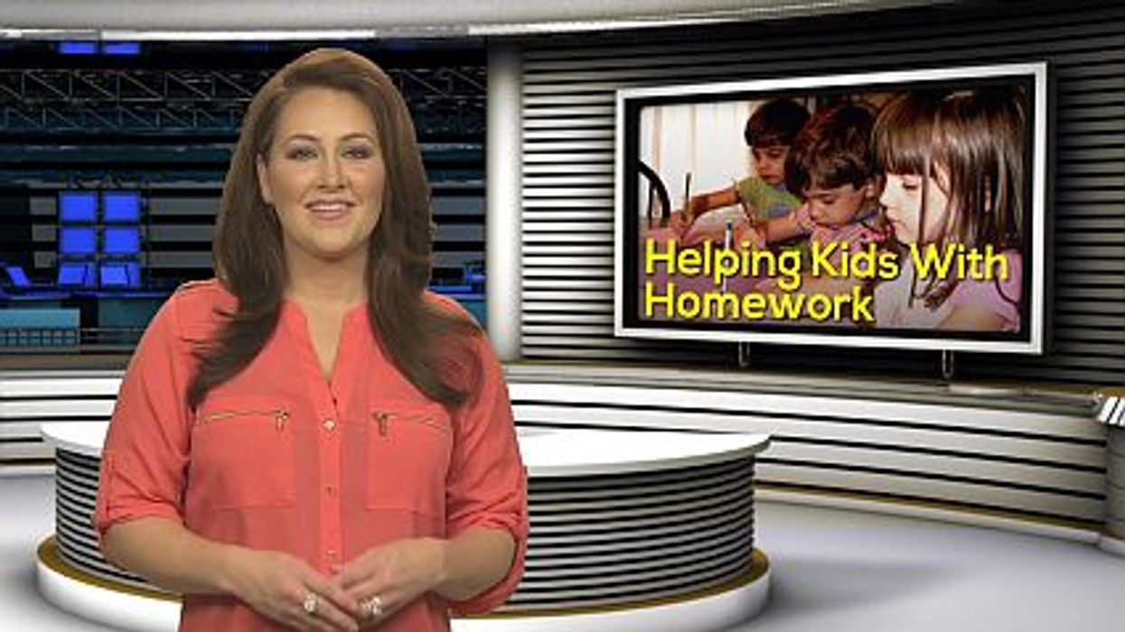 Helping Kids With Their Homework