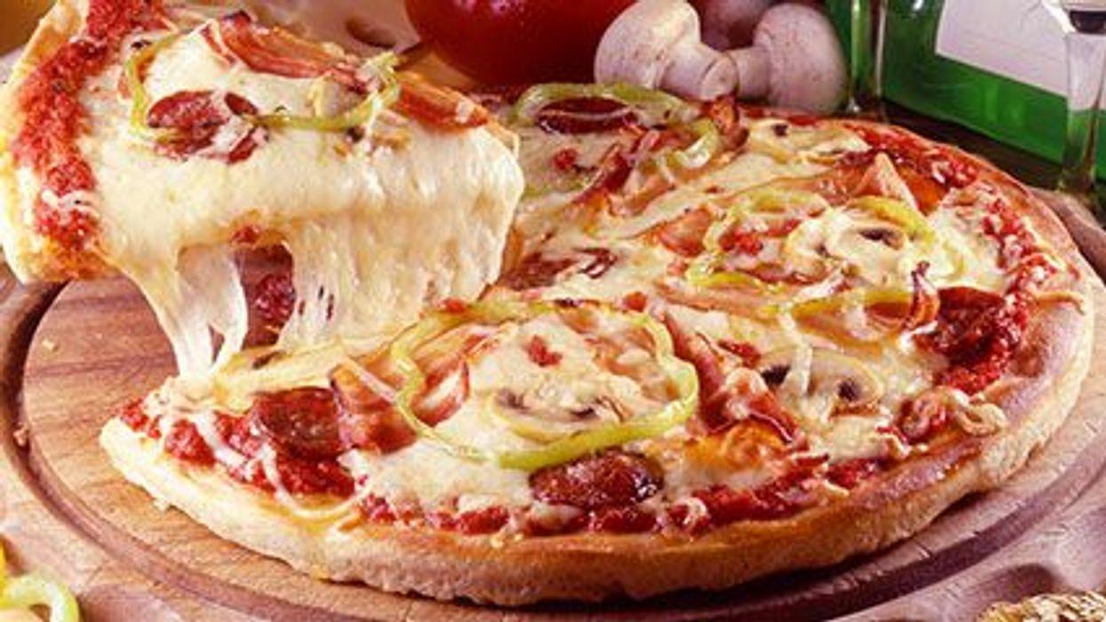 La pizza y la nutrición infantil