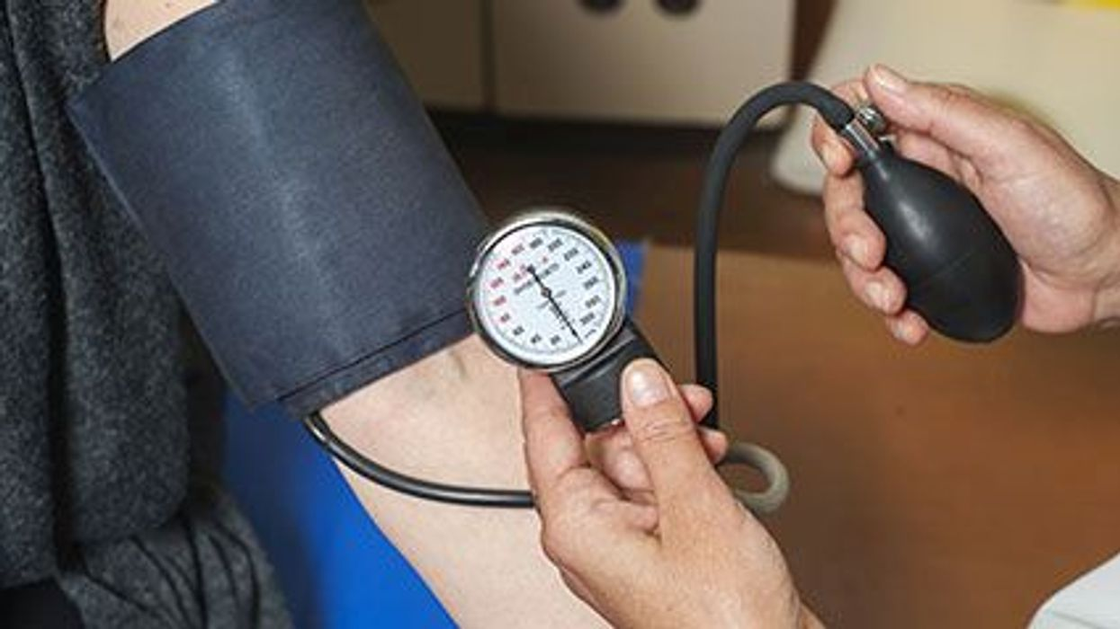 Los peligros de la hipertensión sistólica aislada
