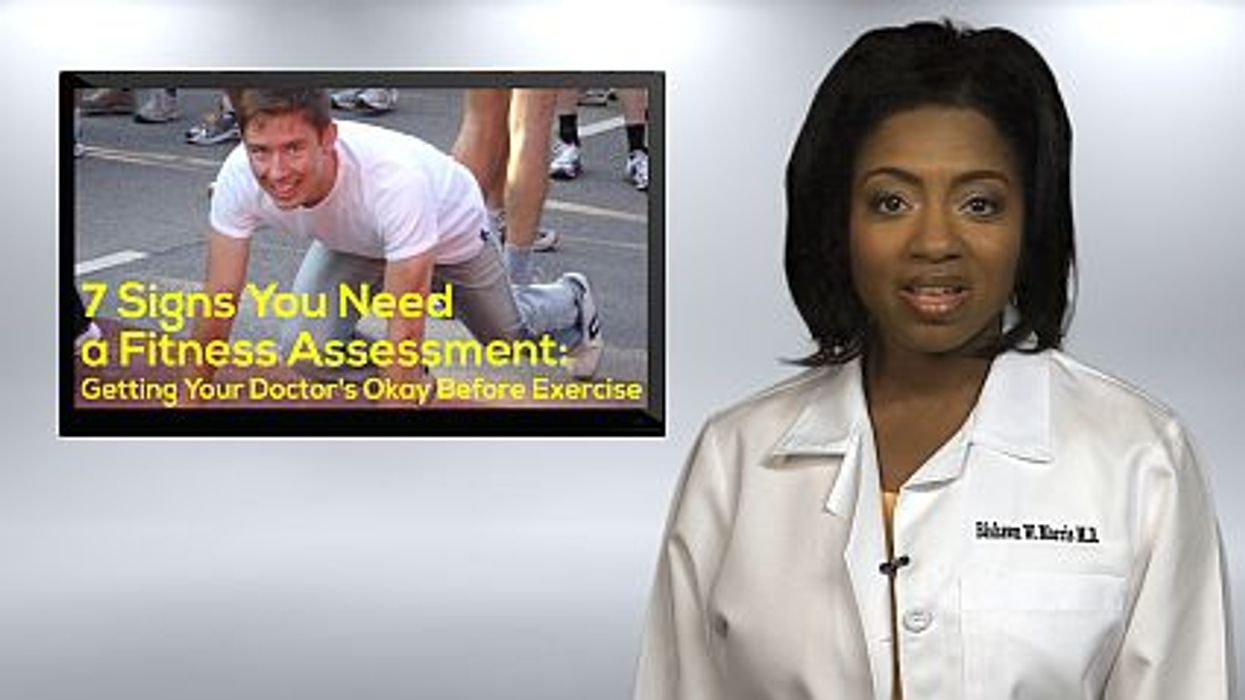 7 Signs You Need a Fitness Assessment