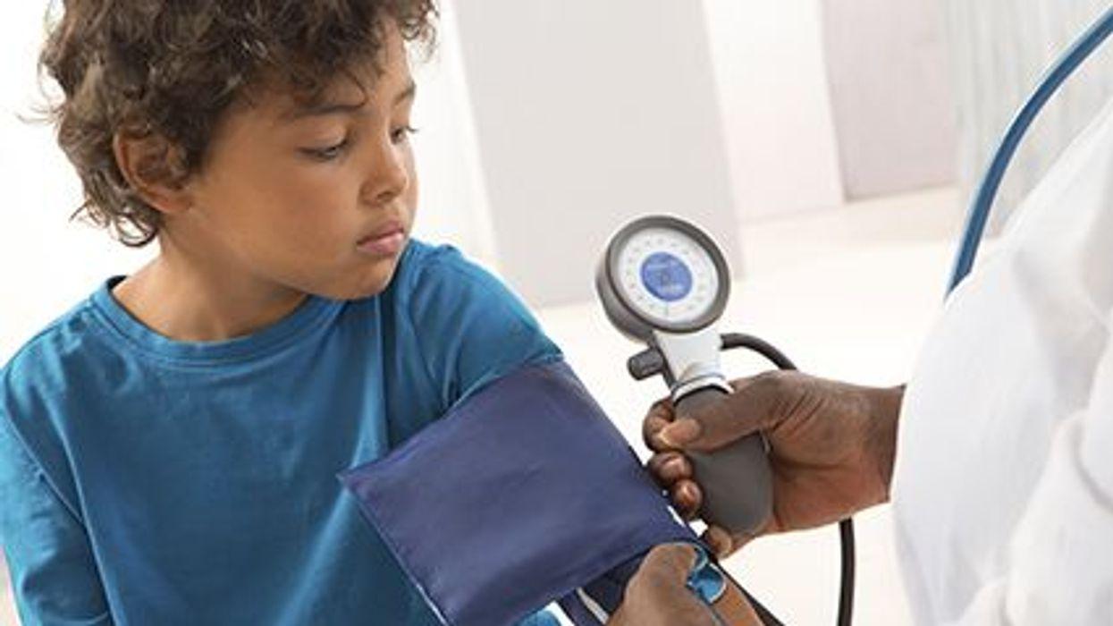Los Niños y la Salud del Corazón