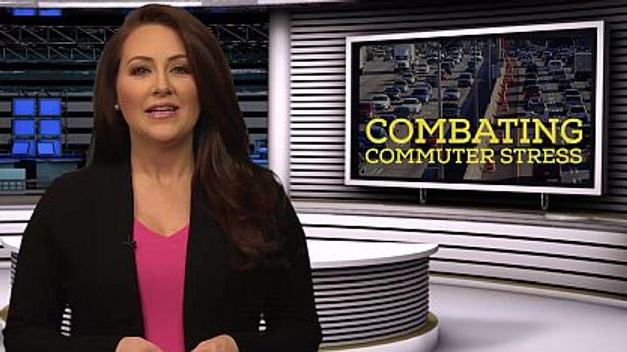 Overcoming Commuter Stress