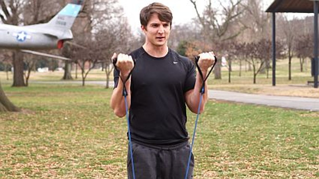 The Correct Way to Use Resistance Bands
