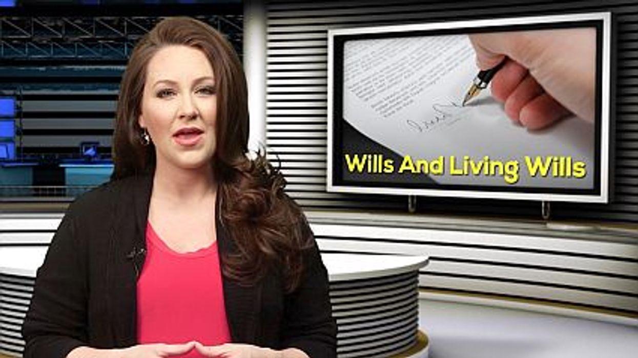 Wills And Living Wills