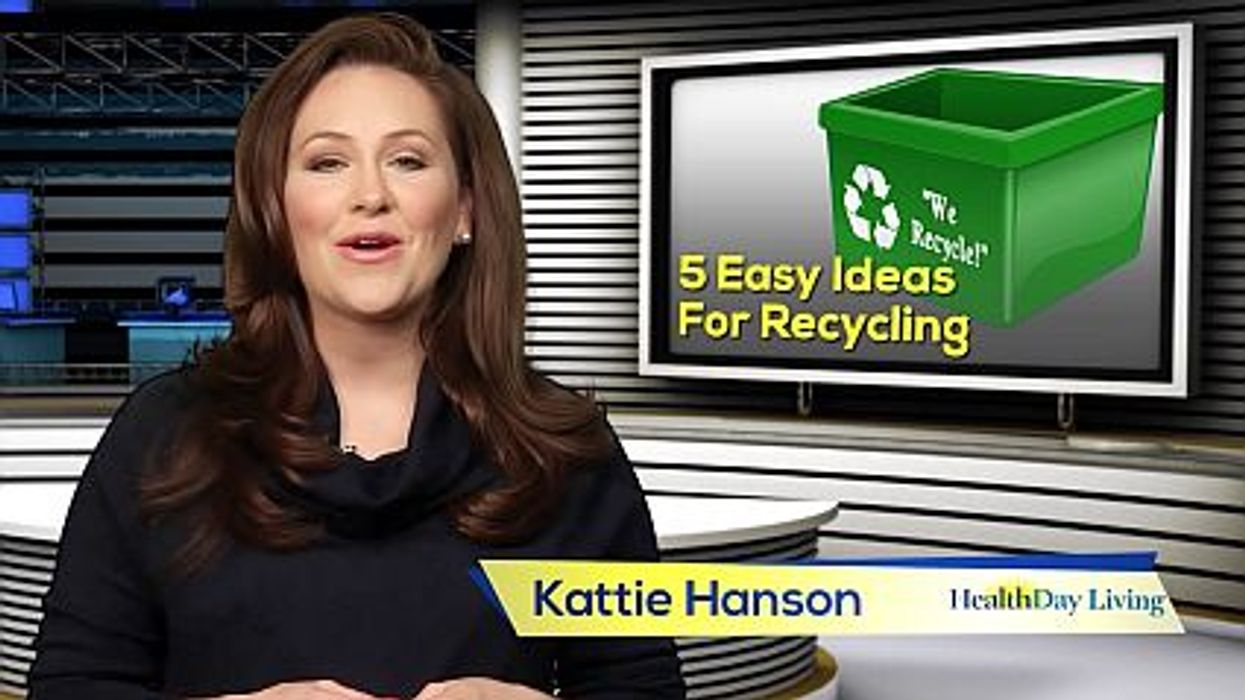 5 Easy Ideas For Recycling