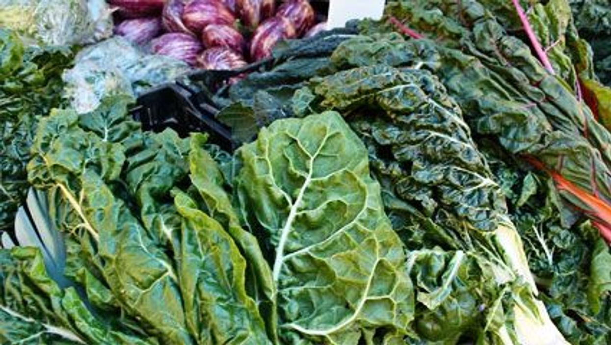 How to Pick Produce at the Farmer's Market