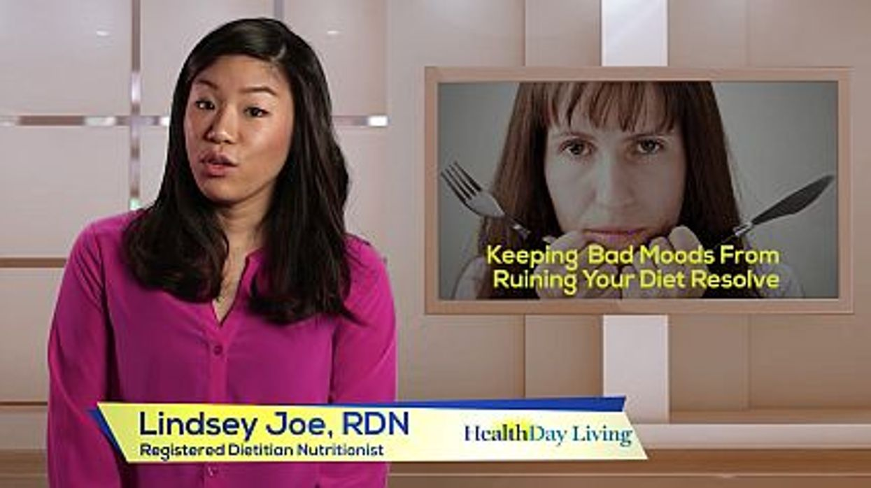 3 Ways To Keep Bad Moods From Ruining Your Diet Resolve