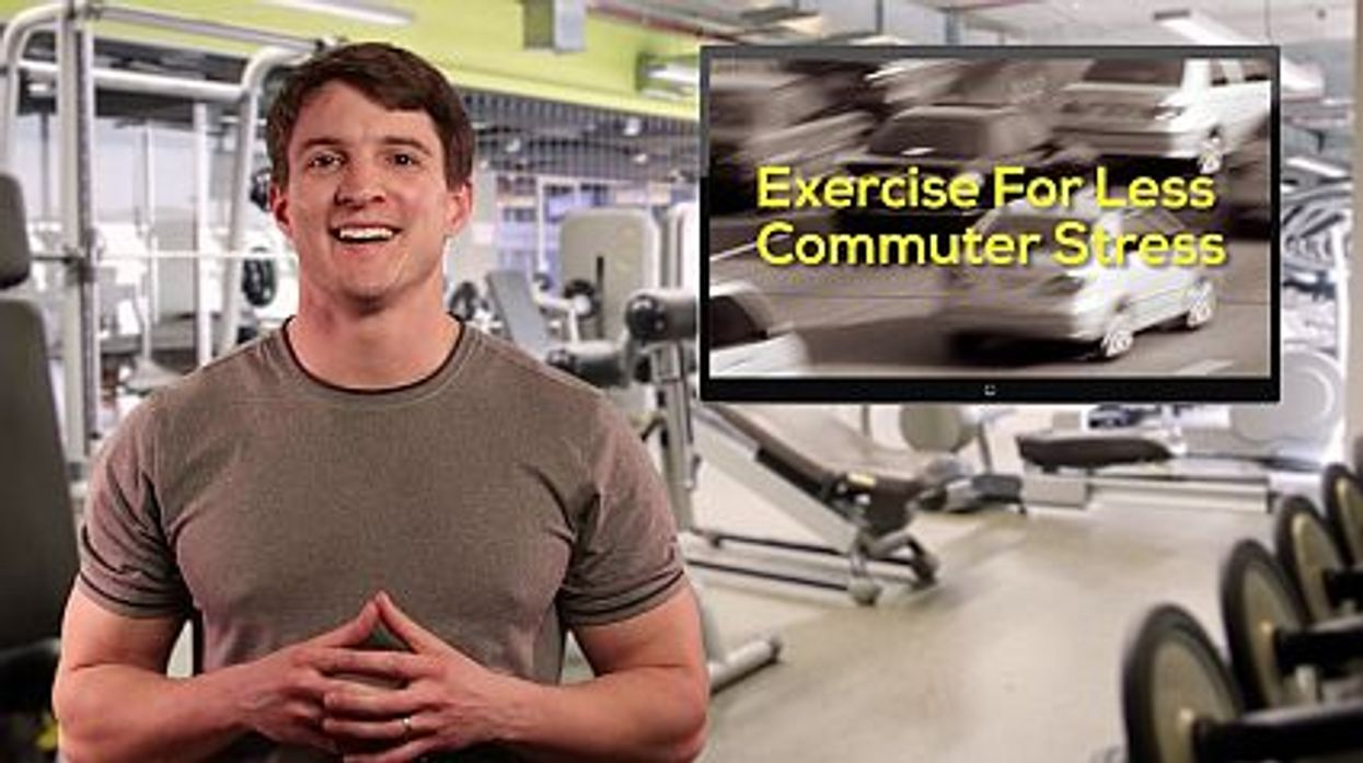 Turn Your Commute Into a Daily Workout
