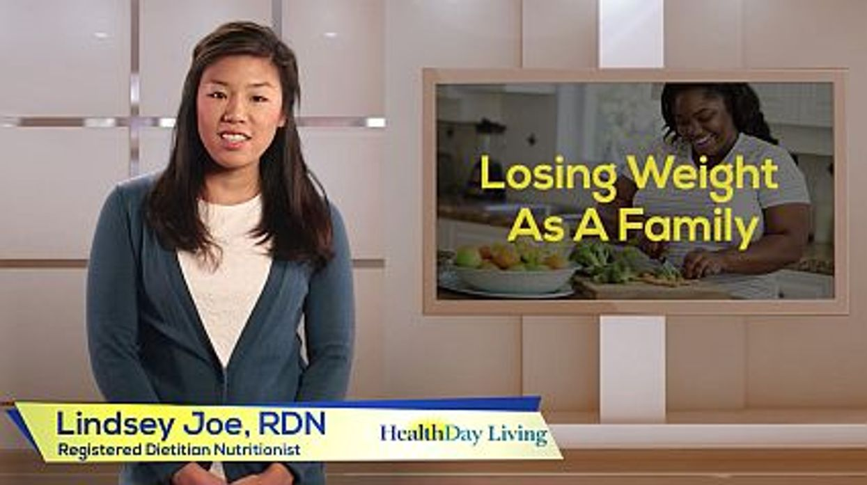 6 Ways To Lose Weight As A Family