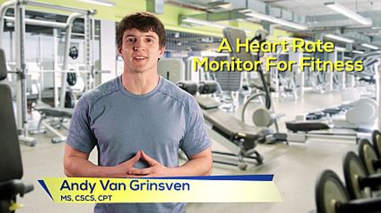 Using A Heart Rate Monitor For Fitness