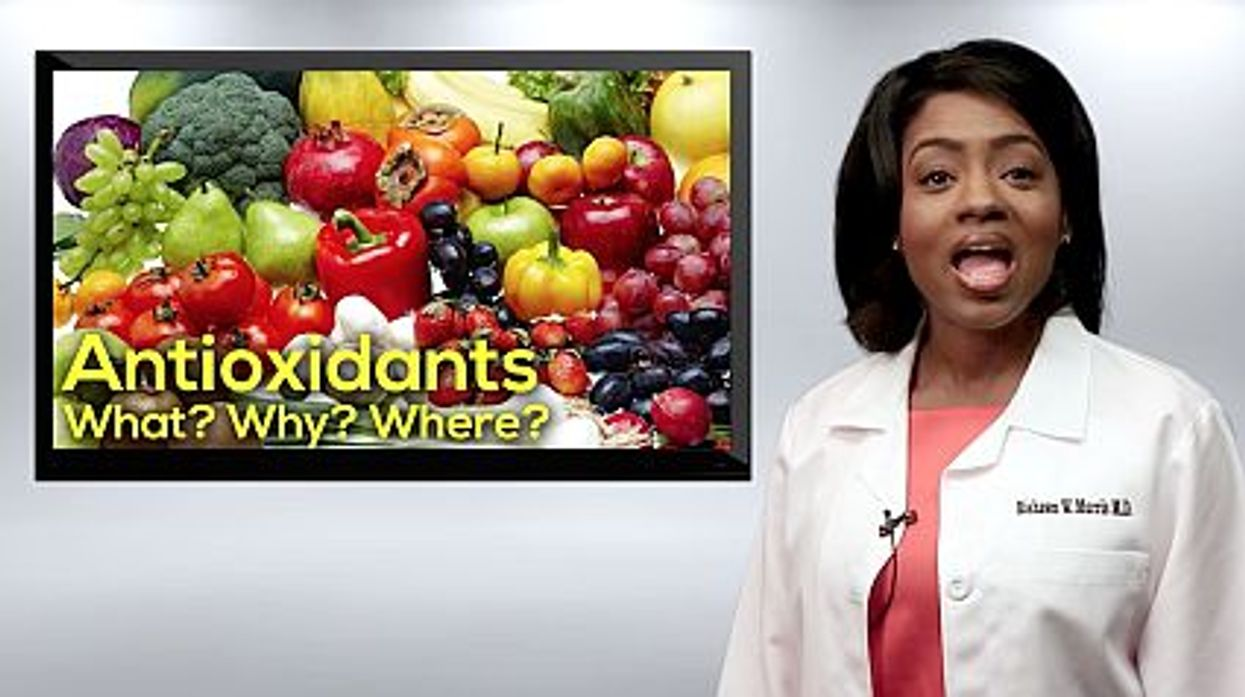 The What  Why and Where of Getting Antioxidants