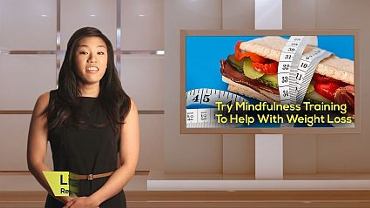 Try Mindfulness Training To Help With Weight Loss
