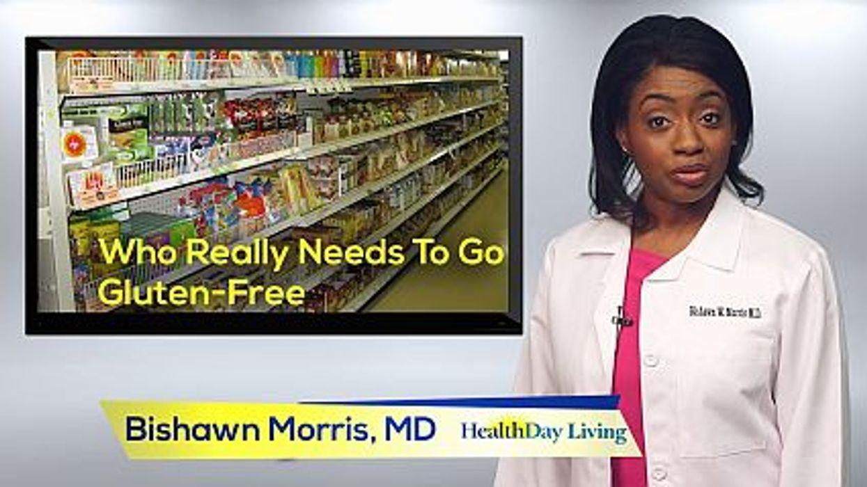 Who Really Needs To Go Gluten-Free?