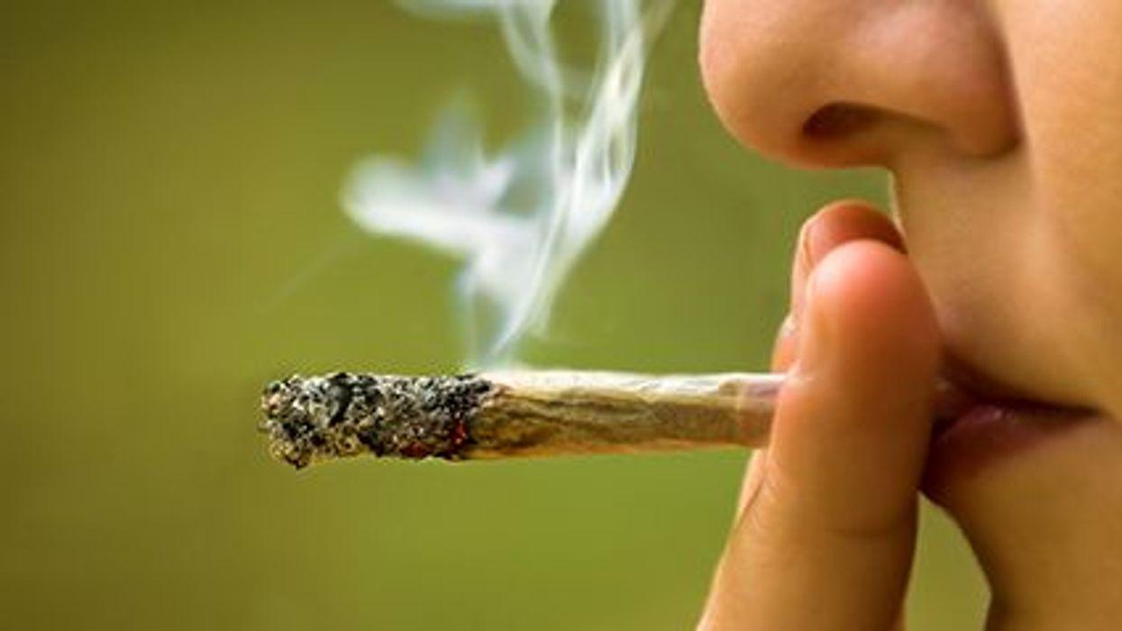El embarazo y la marihuana