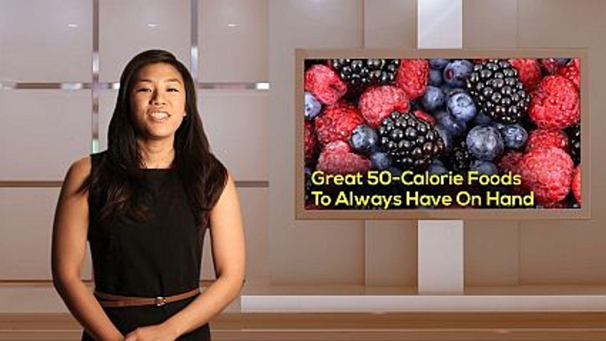 5 Great 50-Calorie Foods