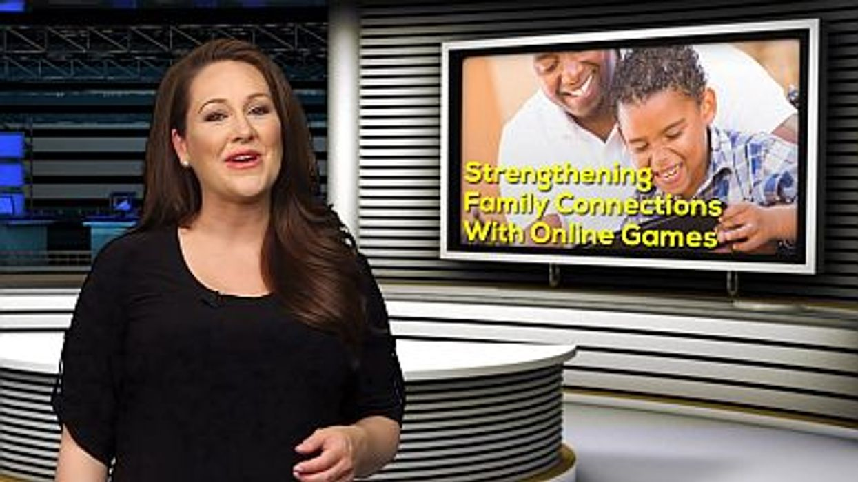 Strengthening Family Connections With Online Games