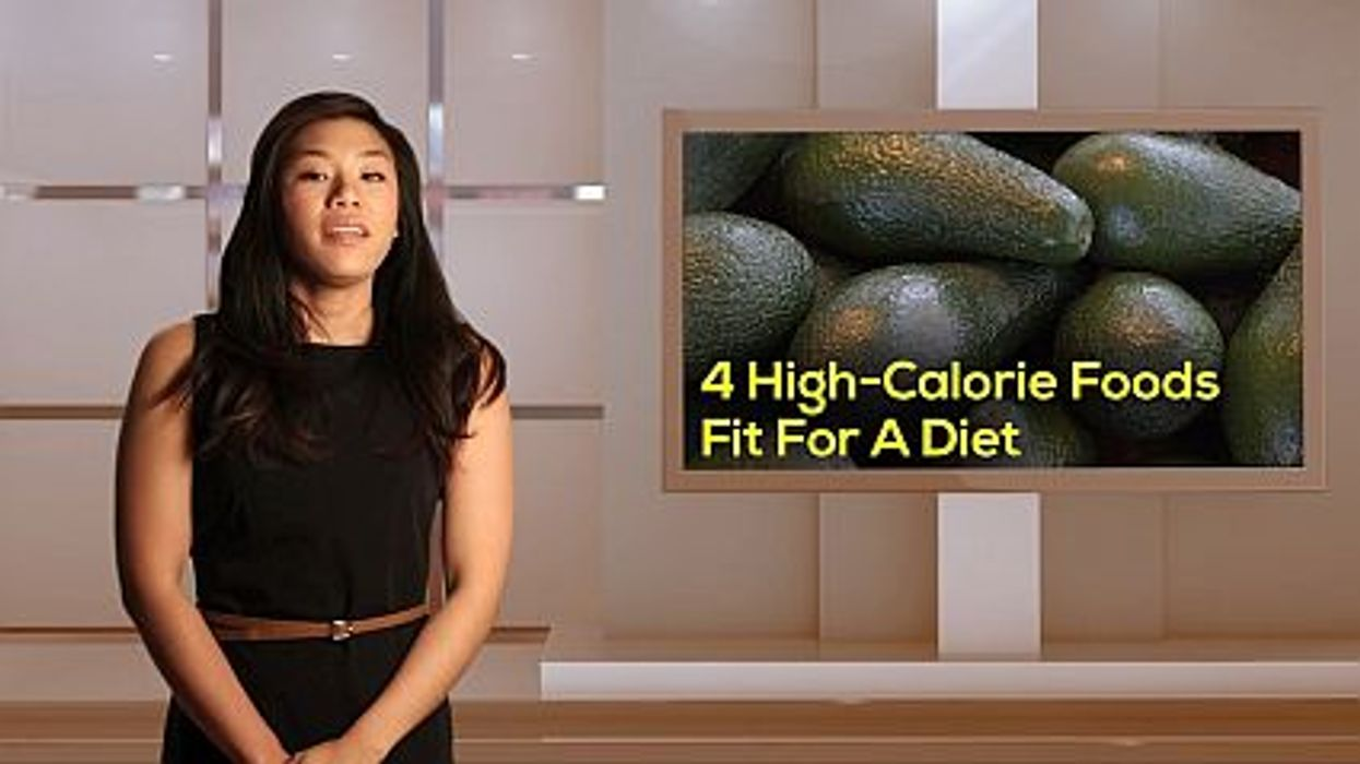 4 High-Calorie Foods Fit For A Diet