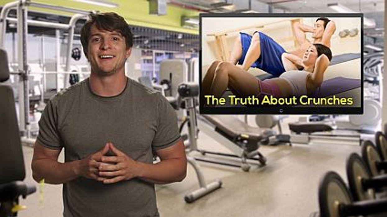 The Truth About Crunches