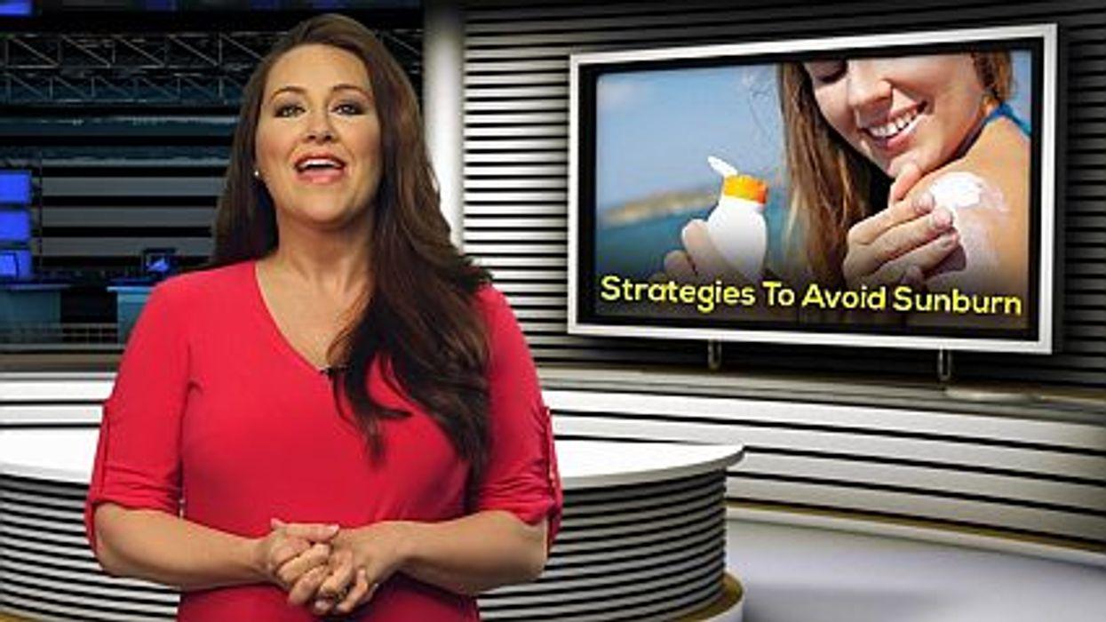 Strategies To Avoid Sunburn
