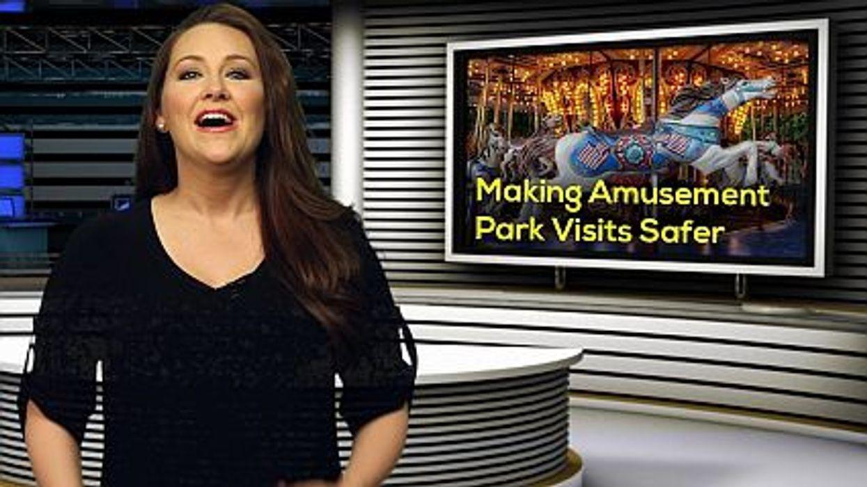 Making Amusement Park Visits Safer