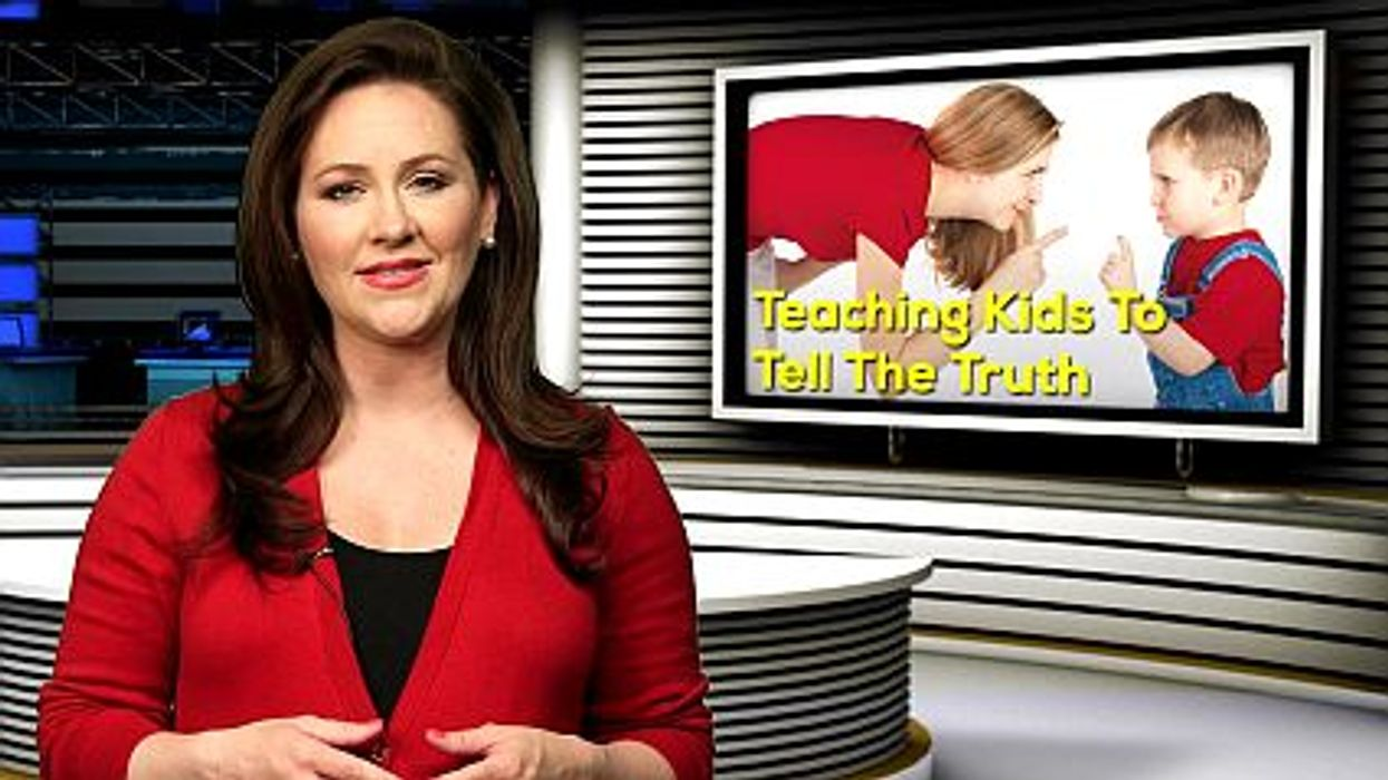 Teaching Kids To Tell The Truth
